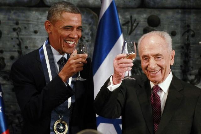 Le président américain Barack Obama a été l'un... (Reuters)