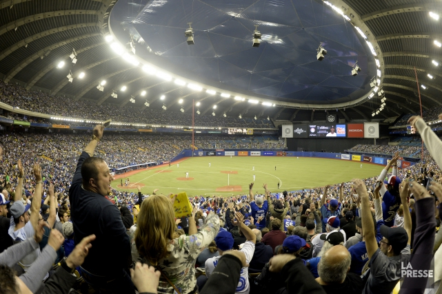Un total de 106 102 spectateurs ont assisté... (Photo Bernard Brault, archives La Presse)