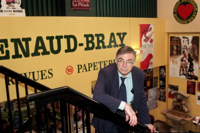 Pierre Renaud en 1999.... (PHOTO ROBERT NADON, ARCHIVES LA PRESSE)