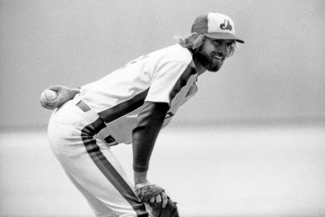 Le lanceur des Expos Bill Lee en 1981.... (Photo archives La Presse)