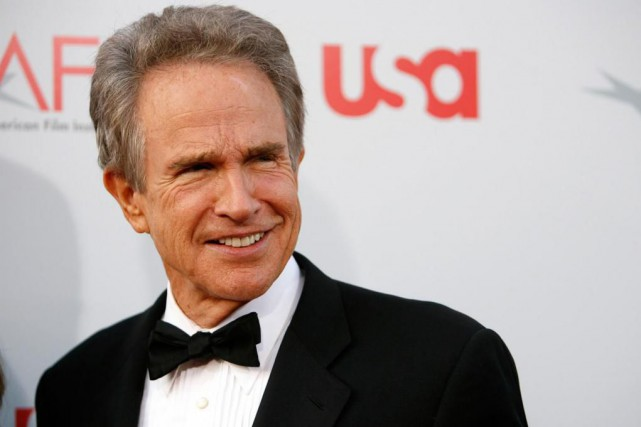 Warren Beatty sera de retour au grand écran... (Photo Mario Anzuoni, Archives Reuters)