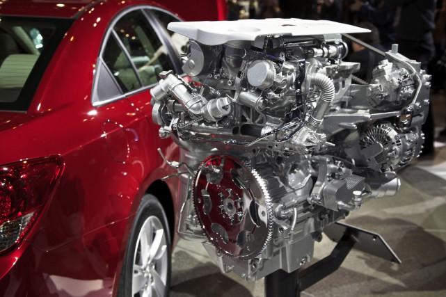 Le moteur diesel est au pilori en raison... (REUTERS)