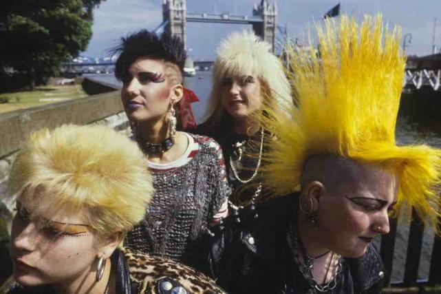 Les quais de la Tamise, quelque part dans... (Fournie par London Punk)