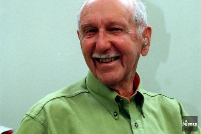 Pierre Dansereau, photographié en 1999... (Archives La Presse)