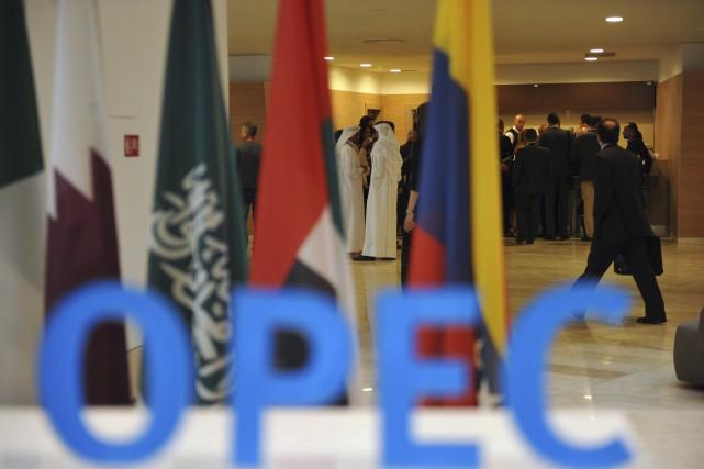 Les pays de l'OPEP sont parvenusà s'entendre pour... (AFP, Ryad Kramdi)