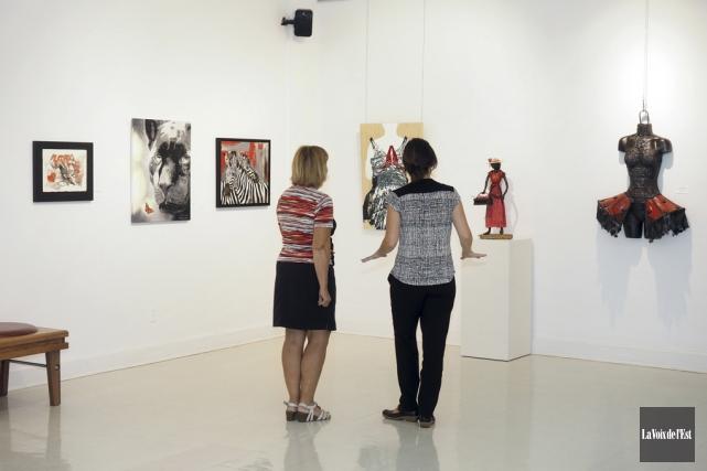 De nombreuses activités se tiendront au Centre culturel... (archives La Voix de l'Est)