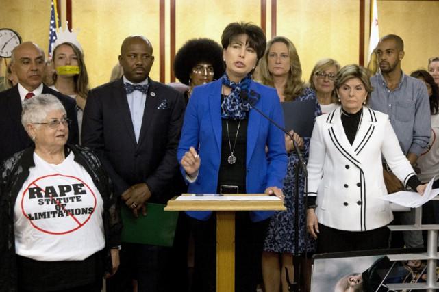 98% des violeurs ne sont jamais punis pour... (PHOTO AP)