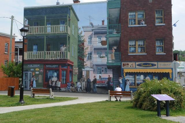 Destination Sherbrooke a lancé un appel d'offres sur... (Archives, La Tribune)