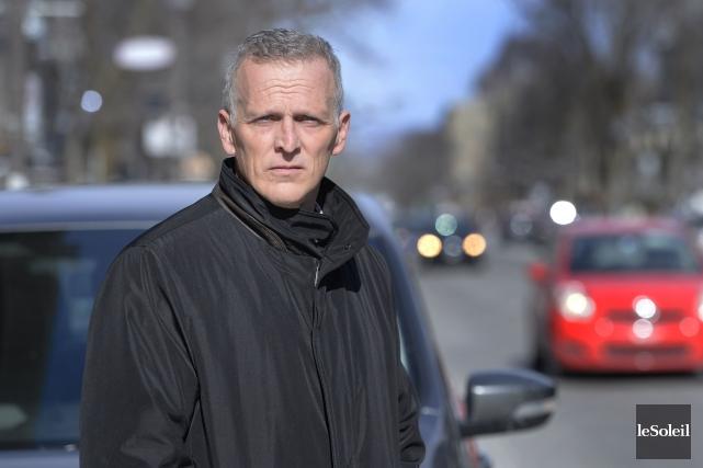 Pierre Veilleux, président de l'Association des policières et... (Archives, Le Soleil)