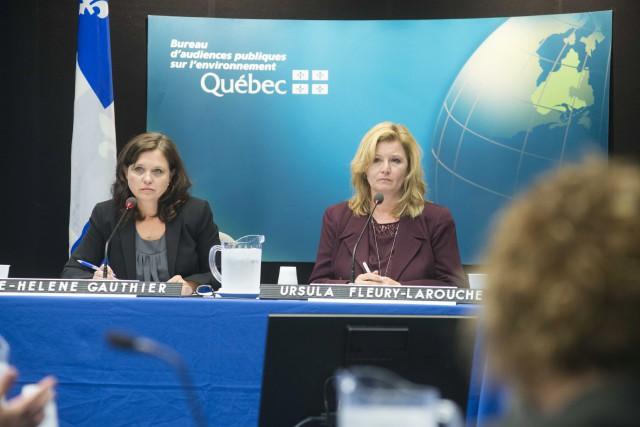 Le projet de ligne d'interconnexion Québec-New Hampshire d'Hydro-Québec... (Spectre Média, Julien Chamberland)