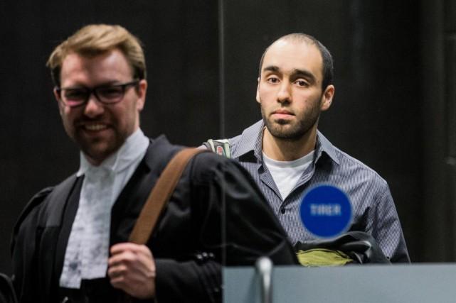 L'an dernier, Samy Nefkha-Bahri (à droite) a été... (PHOTO EDOUARD PLANTE-FRÉCHETTE, ARCHIVES LA PRESSE)