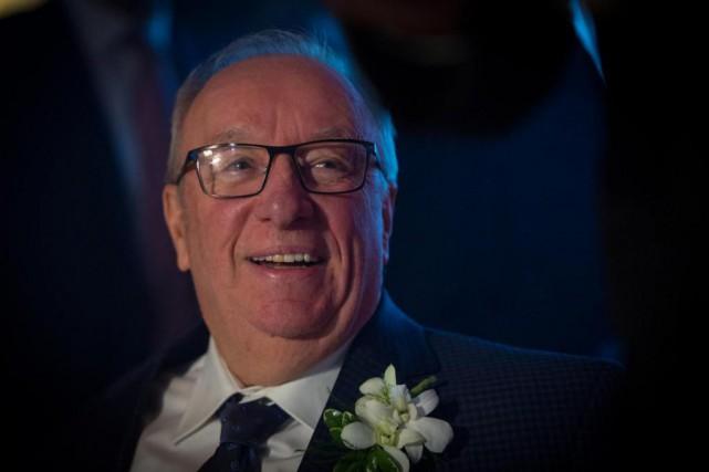 Jacques Demers affichait hier un bonheur palpable.... (Photo Olivier Jean, La Presse)