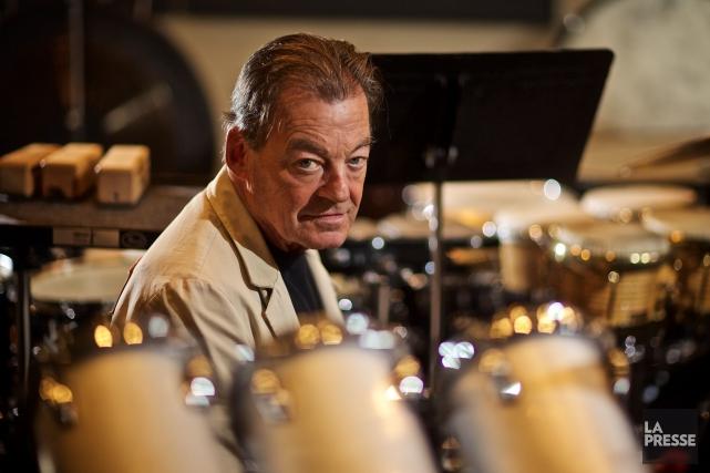 Le directeur artistique de la Société de musique... (Photo André Pichette, La Presse)