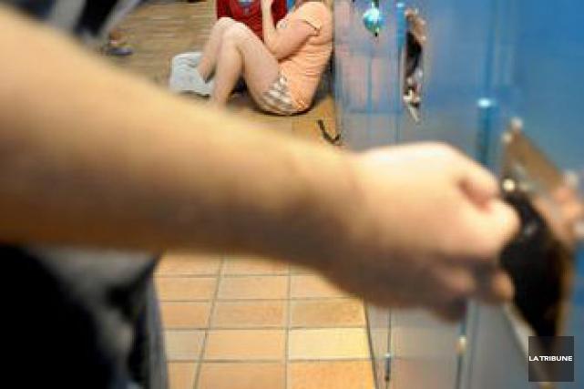 Le Québec compte proportionnellement bien plus d'inscriptions dans les écoles... (Photo Jocelyn Riendeau, archives La Tribune)