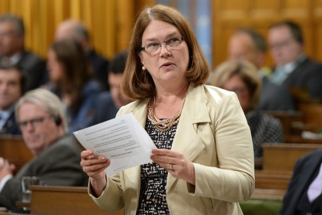 Jane Philpott... (Photo Sean Kilpatrick, La Presse Canadienne)
