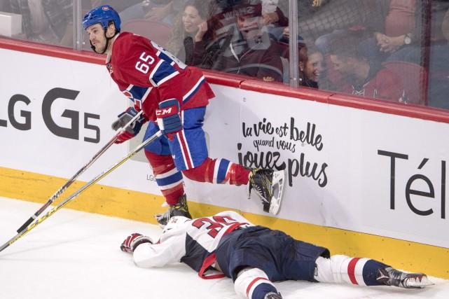 Connor Hobbs s'est écroulé après la mise en... (La Presse canadienne)