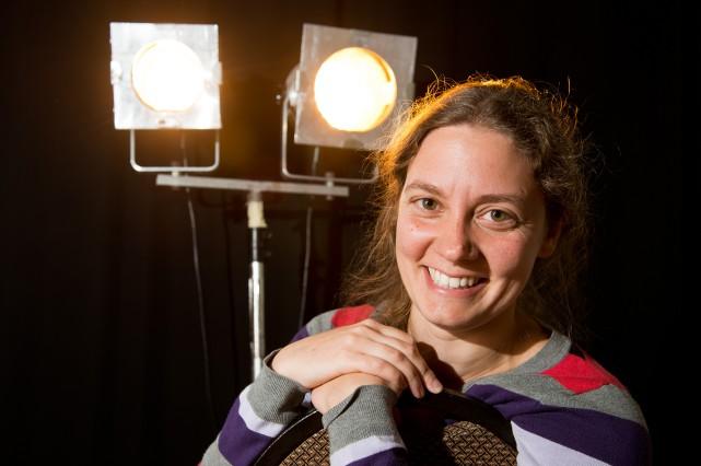 Marie Lupien-Durocher, directrice générale de la Maison des... (Spectre Média, Jessica Garneau)