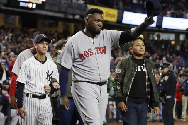 David Ortiz... (PHOTO Frank Franklin II, AP)