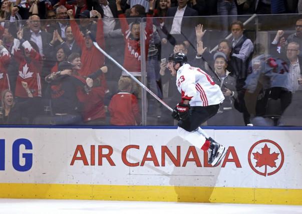 Le canada gagne la coupe du monde de hockey guillaume lefran ois coupe du monde de hockey - Gagnant de la coupe du monde ...