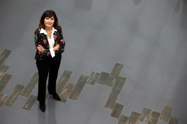 La fondatrice et directrice générale des Journées de... (Photo François Roy, La Presse)
