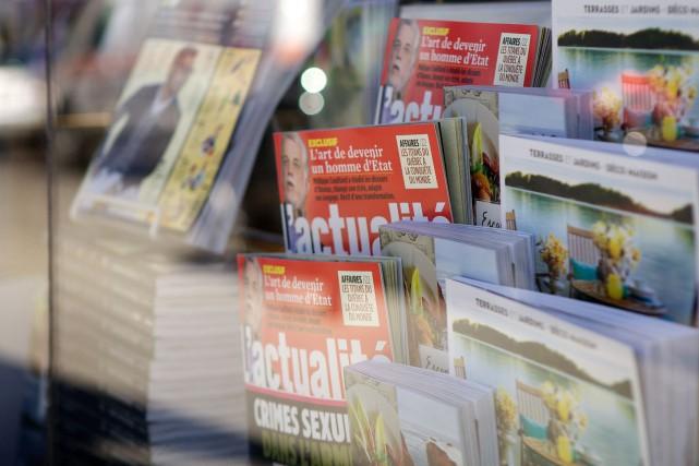 les magazines l 39 actualit ch telaine et loulou vendre jean fran ois cod re conomie. Black Bedroom Furniture Sets. Home Design Ideas