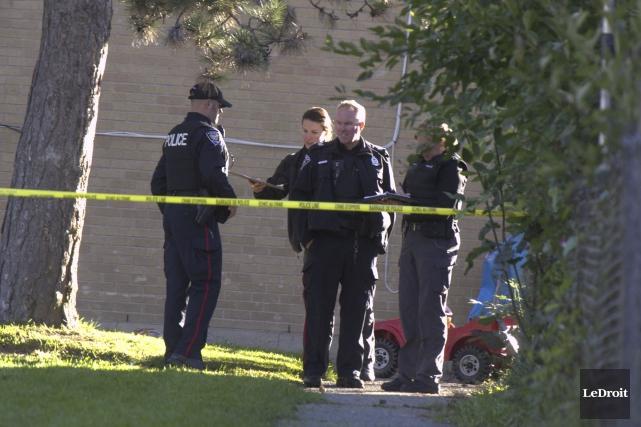 Samedi dernier, vers 2h, la police d'Ottawa a... (Martin Roy, LeDroit)