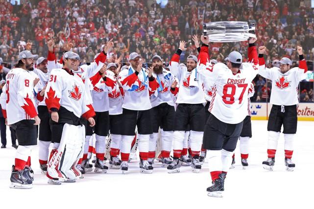 Équipe Canada connait une séquence époustouflante depuis maintenant... (Photo Kevin Sousa, USA Today Sports)