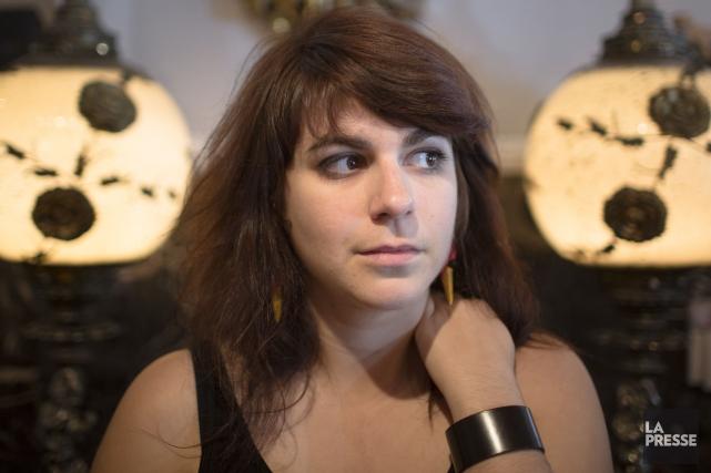 Lisa LeBlanc... (La Presse, Olivier Pontbriand)