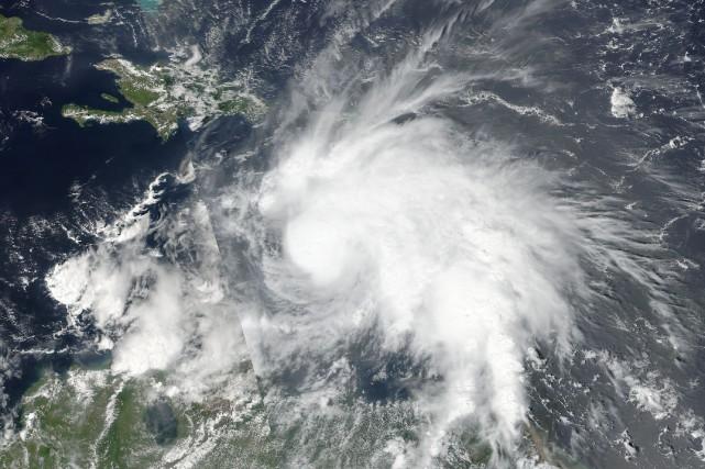 La Jamaïque comme la côte sud de Haïti... (PHOTO REUTERS)