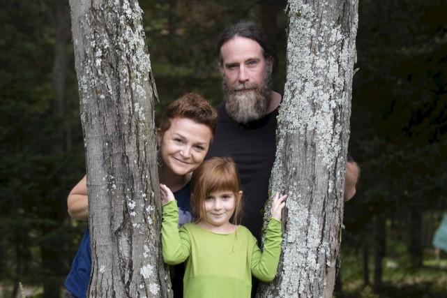 La Fabuleuse Béatrice et ses parents, Lynn O'Cain... (Sylvain Mayer)
