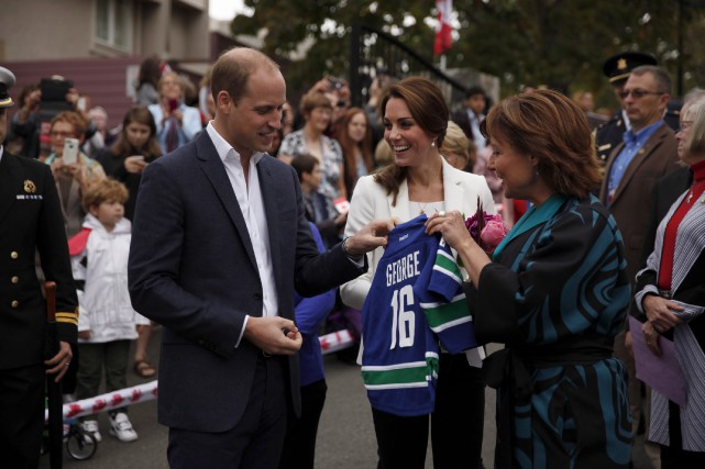 La première ministre de la province, Christy Clark,... (La Presse canadienne, Chad Hipolito)