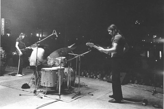 À l'époque, Pink Floyd n'avait pas encore atteint... (Archives Le Soleil)