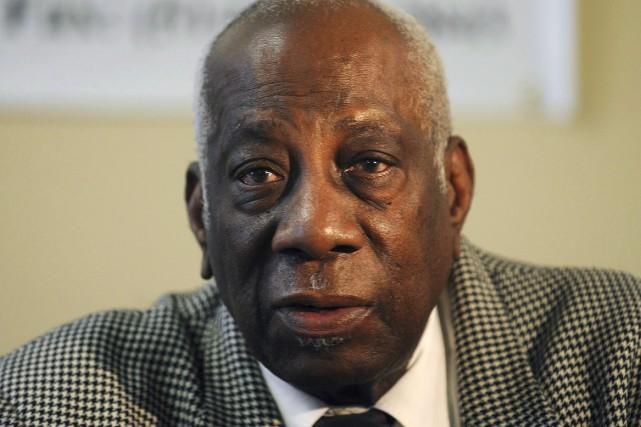 Le président de la Ligue des Noirs du... (Archives La Presse canadienne, Graham Hughes)