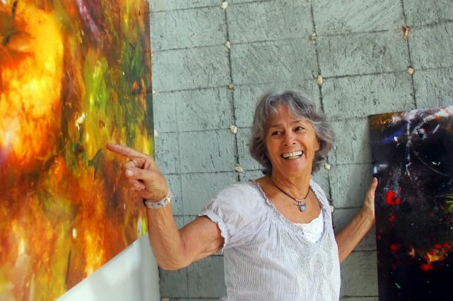 Barbara McClatchie Andrews, 74 ans,était une résidente de... (AP, Jose Acosta)