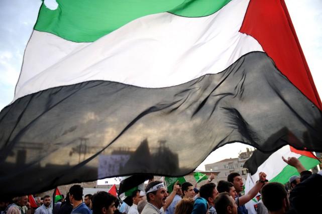 Près des deux tiers des Israéliens estiment qu'il n'y aura jamais d'accord de... (Photo Bulent Kilic, Archives Agence France-Presse)