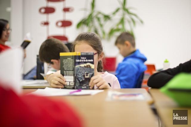 La confiance et l'attrait de la classe ordinaire... (Archives La Presse)