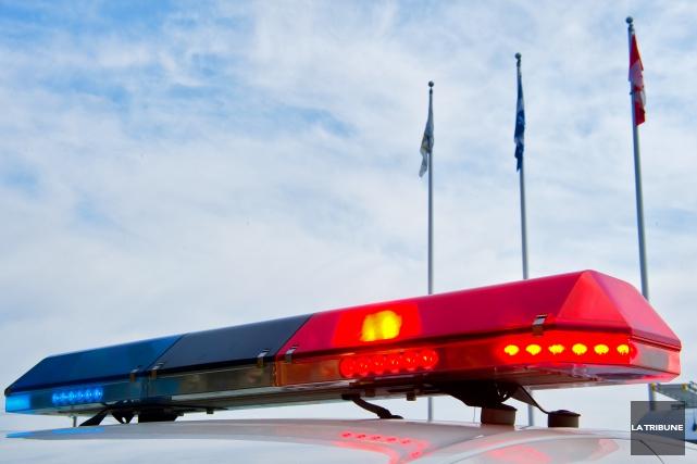Un homme de 23 ans a perdu la vie dans un accident de véhicule tout-terrain... (Archives La Tribune, Jessica Garneau)