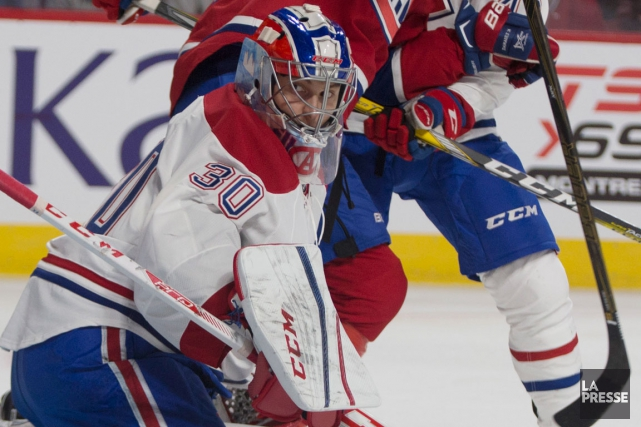 Zachary Fucale... (PHOTO OLIVIER JEAN, LA PRESSE)