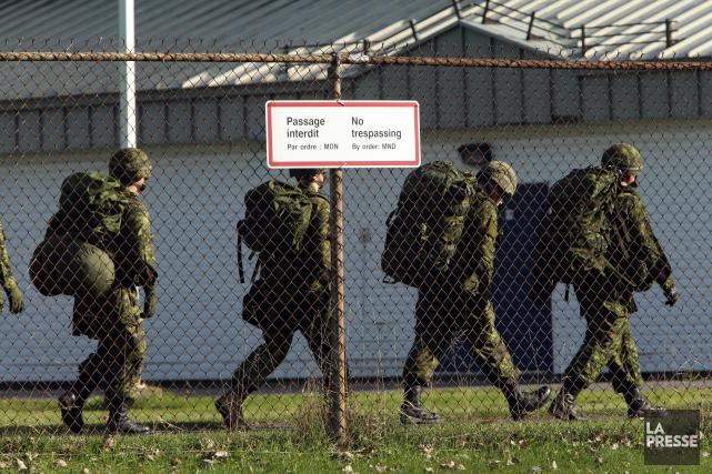 Un audit à la Défense nationaleconclut que les... (Archives La Presse, Martin Chamberland)