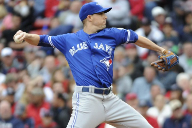 Aaron Sanchez... (PHOTO Bob DeChiara, USA TODAY Sports)