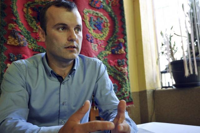 Le nouveau maire de Srebrenica sera fort probablement... (Photo ELVIS BARUKCIC, AFP)