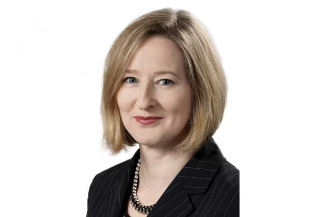 La première sous-gouverneure de la Banque du Canada,...
