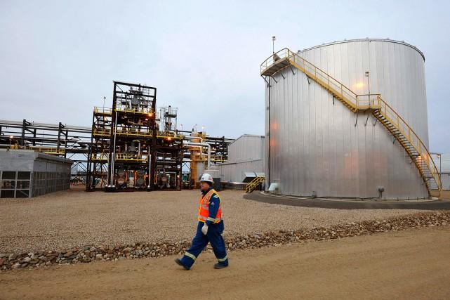 En Alberta, la taxe carbone doit entrer en... (Todd Korol, archives REUTERS)