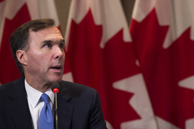 Parmi les quatre mesures annoncées par le ministre... (THE CANADIAN PRESS)