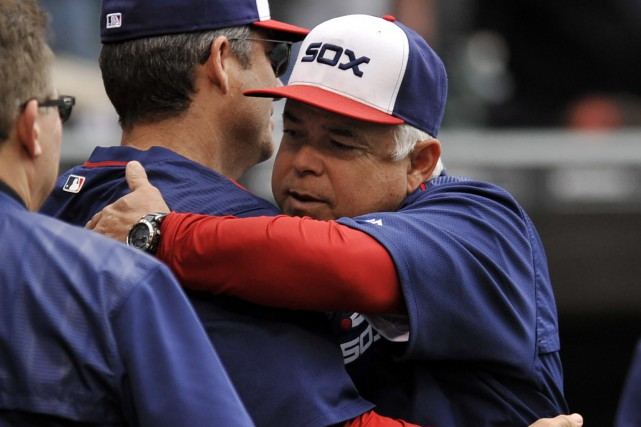 Rick Renteria... (Photo Paul Beaty, AP)
