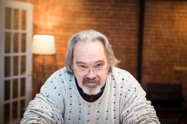 L'auteur et dramaturge Jean-Marc Dalpé bénéficiera du Fonds... (PHOTO OLIVIER PONTBRIAND, archives LA PRESSE)
