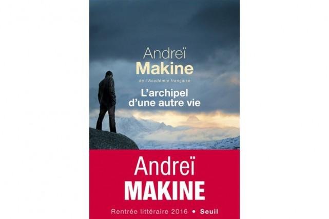 L'archipel d'une autre vie, d'Andreï Makine... (Image fournie par le Seuil)