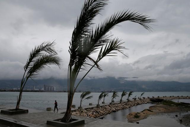 La Jamaïque, Haïti, les provinces orientales de Cuba... (PHOTO REUTERS)