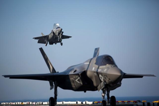 La plupart des bombardements américains ont été menées... (ARCHIVES AFP)