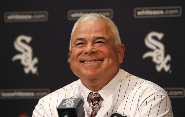 Rick Renteria dirigera l'équipe des White Sox de... (Associated Press)